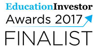 Education Investor Awards Finalist 2017